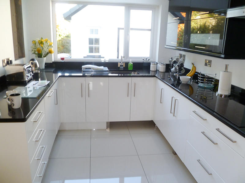 Mid ulster interiors kitchens for Open indian kitchen designs